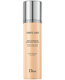 Dior Backstage Airflash Spray Foundation, 2.3 oz