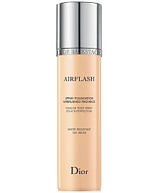 Dior Backstage Airflash Spray Foundation, 2.5 oz