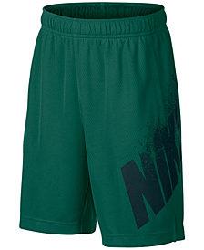 Nike Big Boys Graphic Training Shorts