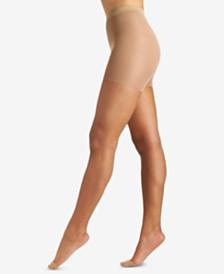 Berkshire Women's  Ultra Sheer Control Top with Reinforced Toe Hosiery 4419