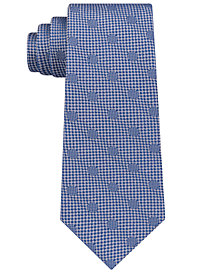 Sean John Men's Hidden Dot Silk Tie