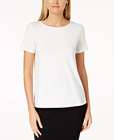 Weekend Max Mara Multie Crew-Neck Top