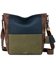 The Sak Ferndale Bucket Leather Crossbody