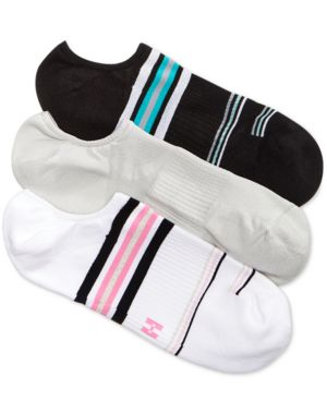 WOMEN'S 3-PK. AIR SLEEK COMPRESSION CUSHIONED LINER SOCKS