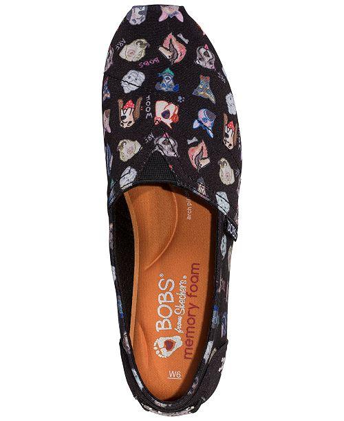 ea41ed74e ... Skechers Women rsquo s Bobs Plush - Posh Pup Smarts Bobs for Dogs  Casual Slip- ...