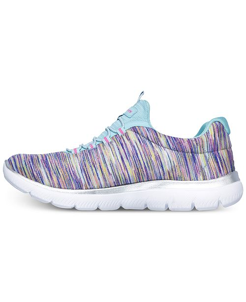 6a9d181d2df0 ... Skechers Women s Summits - Light Dreaming Wide Width Athletic Sneakers  from Finish ...
