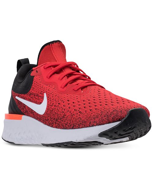 9ed685bc86a Nike Men s Odyssey React Running Sneakers from Finish Line ...