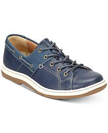 Born Men's Marina 5-Eye Sport Boat Shoes