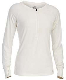 EMS® Women's Techwick Hydro UPF Half-Zip Pullover