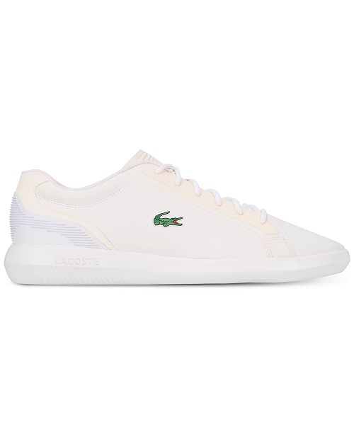 6b5ee905526e74 ... Lacoste Men s Avantor Lightweight Sport Sneakers - All Men s Shoes - Men  - Macy ...