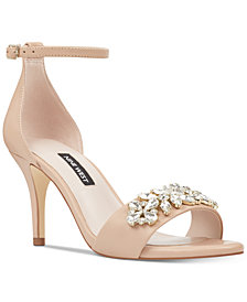 Nine West Intimate Dress Sandals