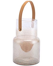 Zuo Clear Translucent Glass Small Lantern