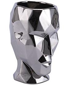 Zuo Facetas Silver-Tone Large Sculpture