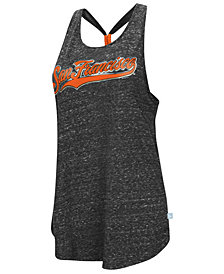 G-III Sports Women's San Francisco Giants Bleacher Tank