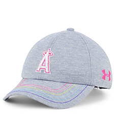 Under Armour Girls' Los Angeles Angels Renegade Twist Cap