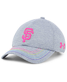 Under Armour Girls' San Francisco Giants Renegade Twist Cap