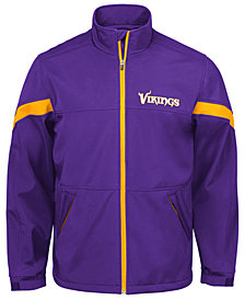 G-III Sports Men's Minnesota Vikings Softshell Jacket