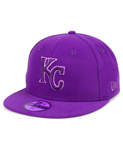 New Era Kansas City Royals Prism Color Pack 59Fifty Fitted Cap ... e542c547d48d