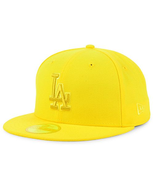 0fea6dfdb1fb71 ... New Era Los Angeles Dodgers Prism Color Pack 59Fifty Fitted Cap ...