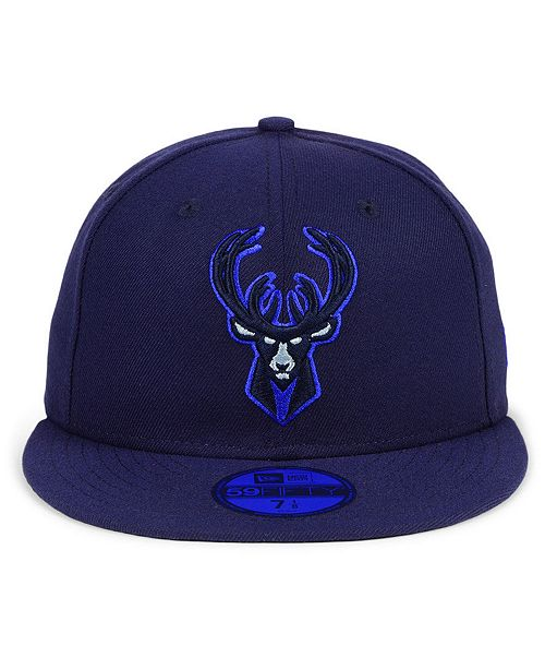 wholesale dealer 43e86 6e90a ... denmark new era. milwaukee bucks color prism pack 59fifty fitted cap.  be the first