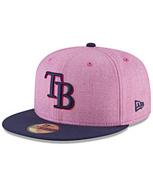 New Era Tampa Bay Rays Mothers Day 59Fifty Fitted Cap