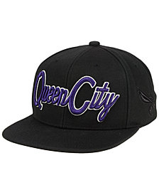 Mitchell & Ness Charlotte Hornets Town Snapback Cap