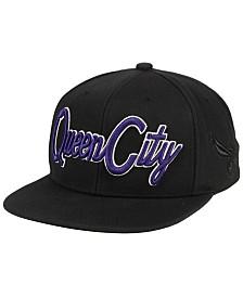 Mitchell & Ness Charlotte Hornets Town Snapback Cap