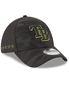 New Era Tampa Bay Rays Memorial Day 39THIRTY Cap