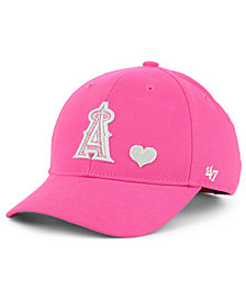 '47 Brand Girls' Los Angeles Angels Sugar Sweet MVP Cap