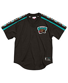 Mitchell & Ness Men's Vancouver Grizzlies Winning Team Mesh V-Neck Jersey