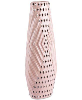 Zuo Tanok Pink Large Vase