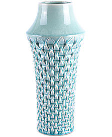 Zuo Brick Light Teal Large Vase