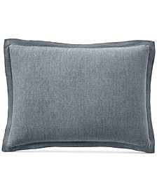 Hotel Collection Linen Standard Sham, Created for Macy's