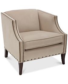 Emmaleigh Fabric Club Chair