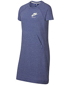 Nike Big Girls Sportswear Dress