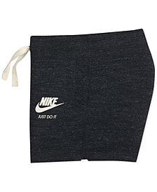 Nike Big Girls Sportswear Shorts