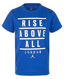 Jordan Rise-Print T-Shirt, Big Boys