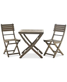 Mission 3-Pc. Bistro Set