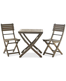 Mission 3-Pc. Bistro Set, Quick Ship