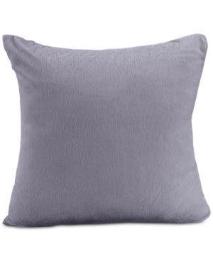 Berkshire Bunnysoft 18 Square FauxFur Decorative Pillow