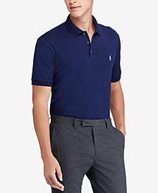 Polo Ralph Lauren Men's Classic-Fit Mesh Ultrasoft Polo Shirt