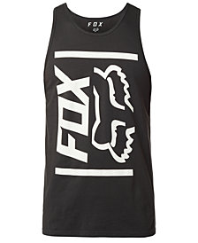 Fox Men's Side Barred Logo Premium Tank