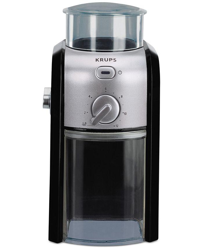 Krups - GVX212 Burr Mill Coffee Grinder