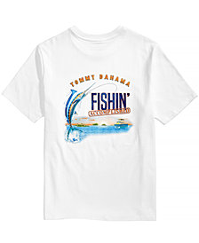 Tommy Bahama Men's Fishin' Accomplished Graphic-Print T-Shirt