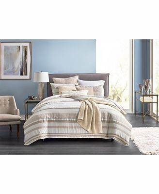 Hotel Collection Honeycomb Bedding Collection Created For