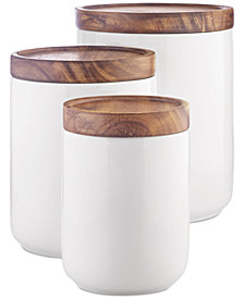 The Cellar Set of 3 Canisters