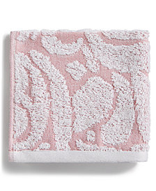LAST ACT! Mainstream International Inc. Sculpted Cotton Wash Towel