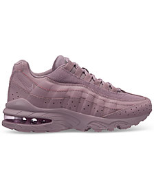 Nike Girls' Air Max 95 SE Casual Sneakers from Finish Line