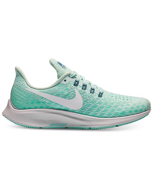 c04ea5ef9c01c Nike Girls  Air Zoom Pegasus 35 Running Sneakers from Finish Line ...