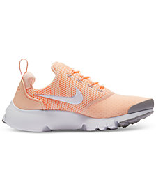Nike Girls' Presto Fly Running Sneakers from Finish Line